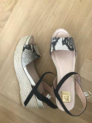Kanna Plateauzool sandalen veelkleurig