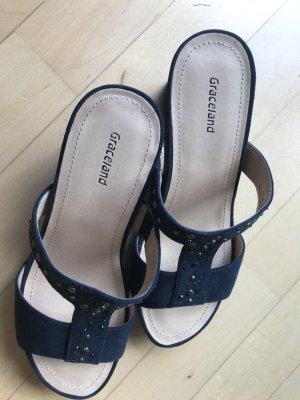 Wedges Sandaletten