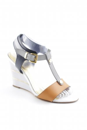 Wedge Sandals multicolored elegant