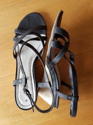 Wedges Sandaletten von S.Oliver