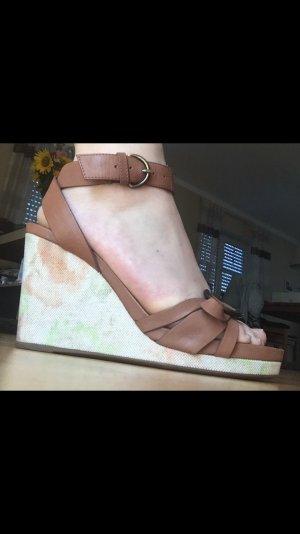 Geox Sandalen met bandjes veelkleurig