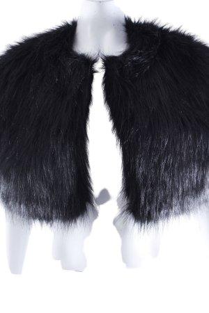 Weekday Cape Fake Fur