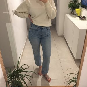 Weekday hellblaue Jeans Denim High Waist Gr. 27/30