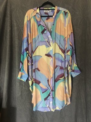 Weekday Oversized Blouse multicolored viscose