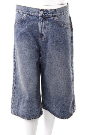 Weekday Jeans kurzes Bein