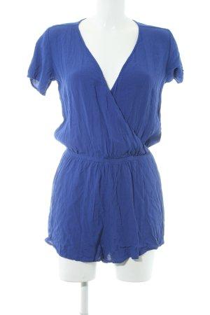 Weekday Jumpsuit blau Casual-Look