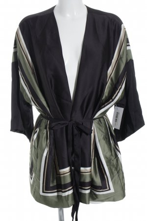 Weekday Kimono blouse gestreept patroon elegant