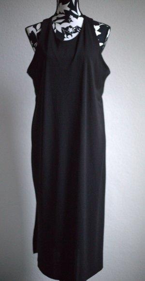 Weekday Kleid Schwarz Maxi Länge 40 Gr.L Damen
