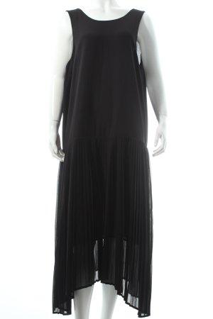 Weekday Midikleid schwarz Elegant