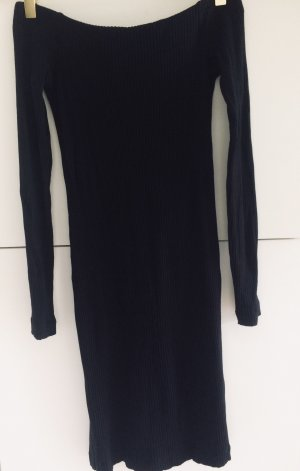 Weekday Open shoulder Stretch Kleid