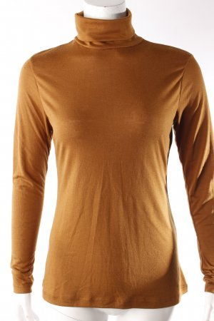 Weekday turtleneck shirt ocher