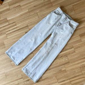 WEEKDAY ROW - Jeans Straight Leg Grösse 29/32
