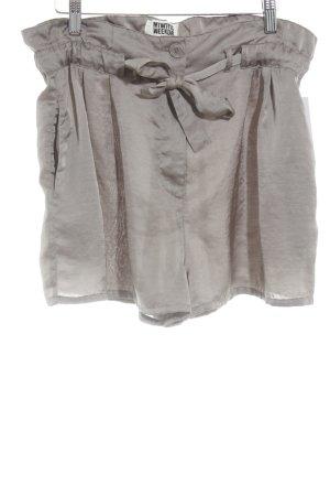 Weekday Shorts graubraun Casual-Look