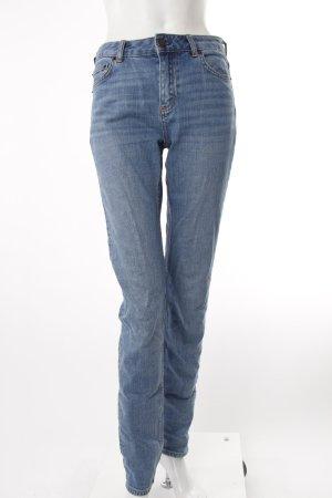 Weekday Slim Jeans blau