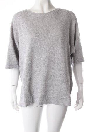 Weekday Sweatshirt in Grau