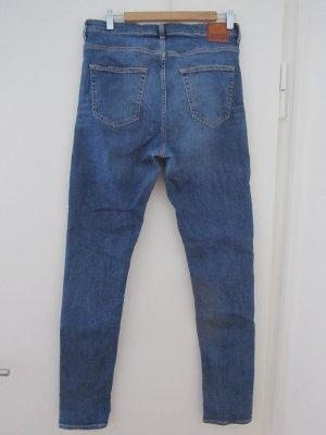 *Weekday*Thursday*MTWTFSS*Jeans*High Waist*32-32*Slim fit*Karottenschnitt*