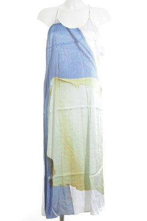 Weekday Trägerkleid Allover-Druck Casual-Look