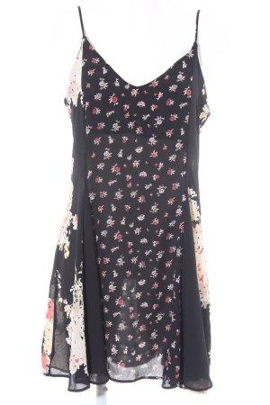 Weekday Trägerkleid florales Muster Elegant