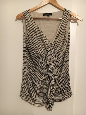Weeken Max Mara Top mit Volants