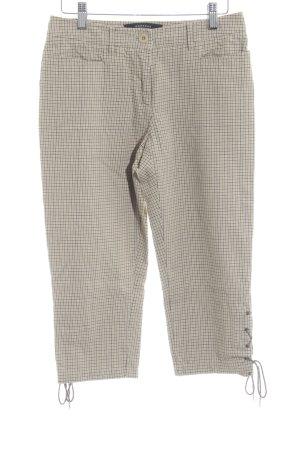 Weekend Max Mara Pantalon 3/4 motif à carreaux style des années 50