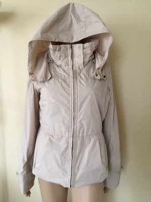 Max Mara Heavy Raincoat natural white-oatmeal