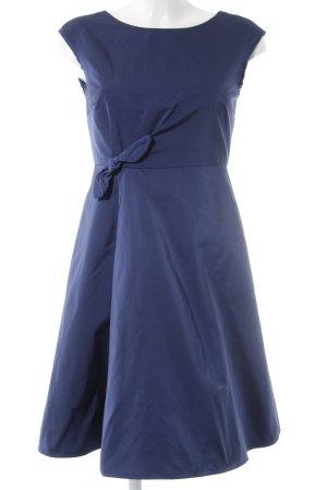 Weekend Max Mara Abendkleid dunkelblau Elegant