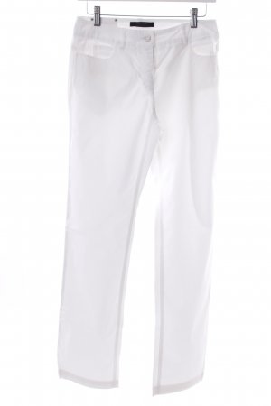 Weekend Max Mara Boot Cut Jeans weiß