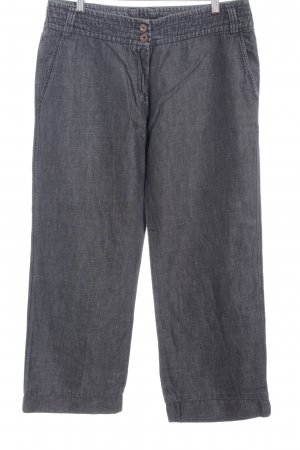 Weekend Max Mara Pantalone culotte antracite stile casual