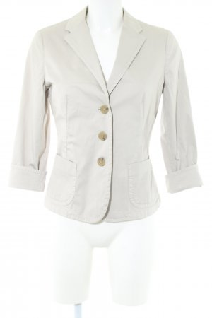 Weekend Max Mara Kurz-Blazer hellgrau Casual-Look