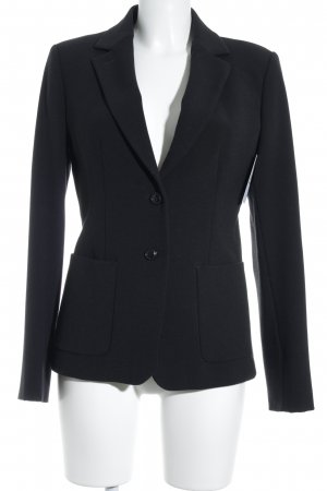 Weekend Max Mara Kurz-Blazer schwarz Business-Look