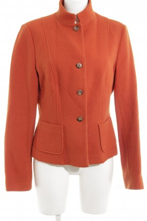 Weekend Max Mara Kurzmantel hellorange Business-Look