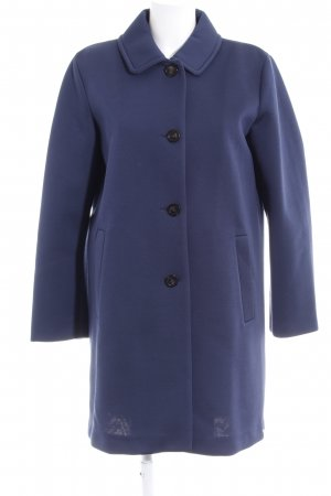 Weekend Max Mara Cappotto corto blu scuro stile professionale