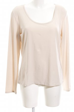 Weekend Max Mara Longsleeve nude Casual-Look