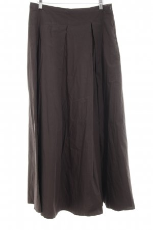 Weekend Max Mara Maxirock schwarz Casual-Look