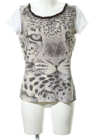 Weekend Max Mara Print-Shirt Motivdruck Casual-Look