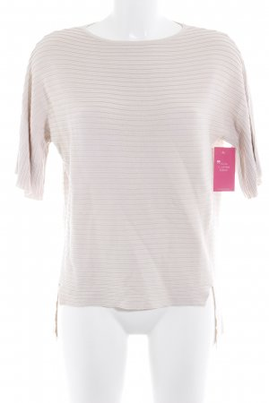 Weekend Max Mara Rundhalspullover creme Casual-Look