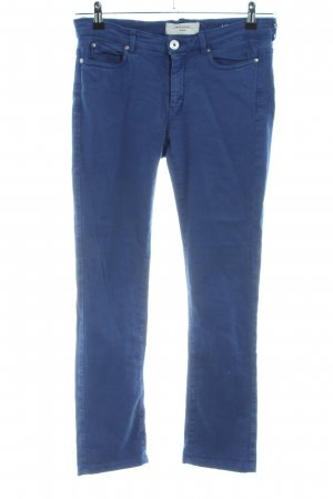 Weekend Max Mara Slim Jeans blau Casual-Look
