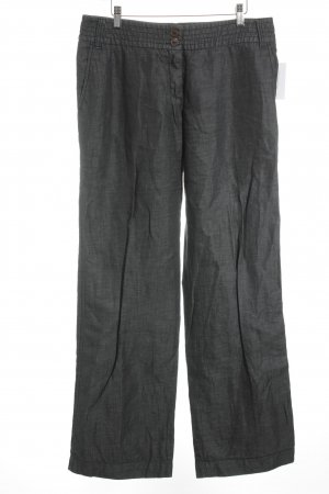 Weekend Max Mara Stoffhose dunkelgrau Casual-Look
