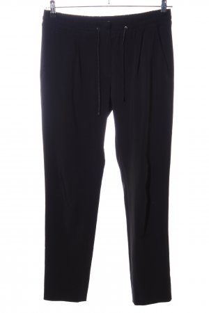 Weekend Max Mara Stoffhose schwarz Casual-Look