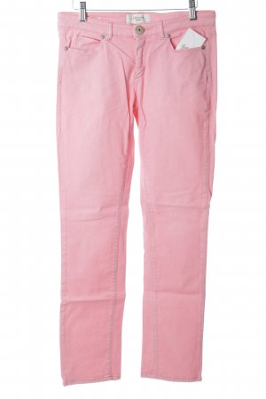 Weekend Max Mara Straight-Leg Jeans pink Casual-Look