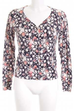 Weekend Max Mara Strick Cardigan florales Muster Casual-Look