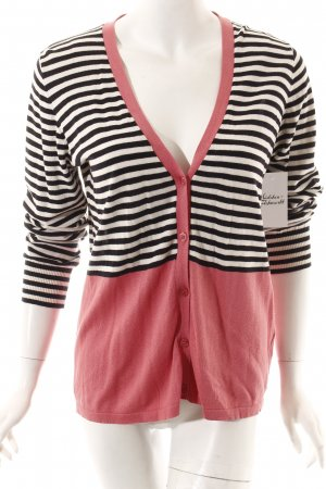 Weekend Max Mara Strick Cardigan Streifenmuster Casual-Look
