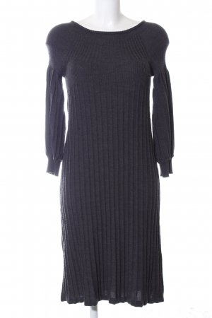 Weekend Max Mara Strickkleid schwarz Casual-Look