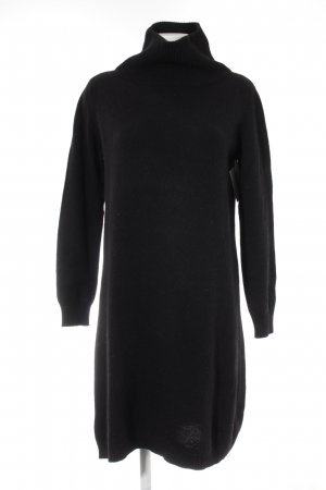 Weekend Max Mara Strickkleid schwarz Elegant