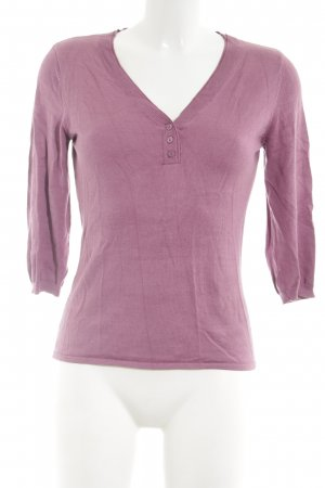 Weekend Max Mara Strickpullover pink Casual-Look