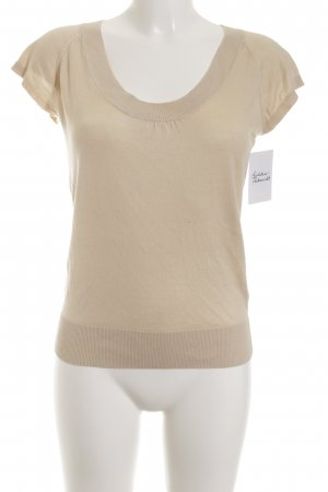 Weekend Max Mara Stricktop creme Casual-Look