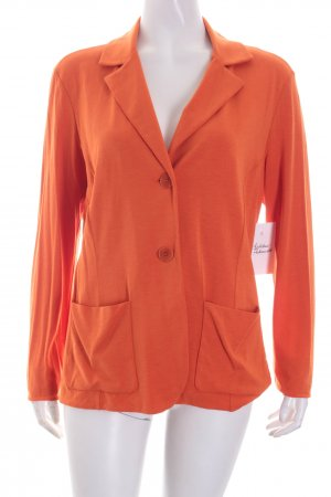 Weekend Max Mara Sweatblazer dunkelorange Casual-Look