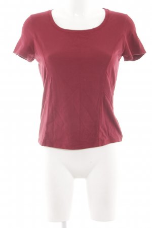 Weekend Max Mara T-Shirt rot Casual-Look