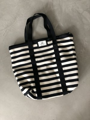 DAY Birger et Mikkelsen Shopper blanc-noir