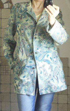 Korte Jas veelkleurig Polyester